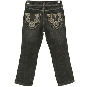 Guess Bottoms - Guess girls jeans with bling EUC 4